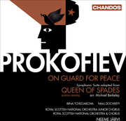 Prokofiev: On Guard for Peace; The Queen of Spades Suite (CD) at Kmart.com