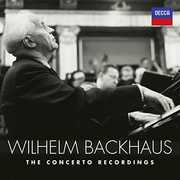 Concerto Recordings (8PC) [Import] , Backhaus Wilhelm