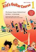 Alfred's Kid's Guitar Course, Vol. 1 (DVD) at Sears.com