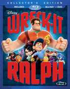 Wreck-It Ralph (Blu-Ray + DVD) at Sears.com