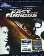 Fast and the Furious (Blu-Ray + DVD + Digital Copy) at Kmart.com