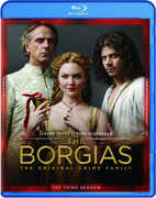 Borgias: Final Season , Augustus Prew