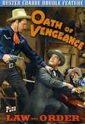 Buster Crabbe Double Feature: Oath of Vengeance/Law and Order (DVD) at Sears.com