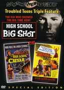 High School Big Shot/High School Caesar/Date Bait (DVD) at Kmart.com
