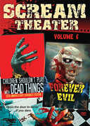 Scream Theater Double Feature, Vol. 6: Children Shouldn't Play With Dead Things/Forever Evil (DVD) at Kmart.com