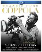 Francis Ford Coppola: 5-Film Collection (Blu-Ray) at Kmart.com