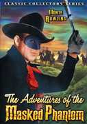Adventures of the Masked Phantom , Monte Rawlins