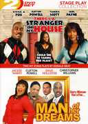 There's a Stranger in My House/Man of Her Dreams (DVD) at Kmart.com