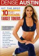 Denise Austin: Hit the Spot - 10 Five Minute Target Toners (DVD) at Sears.com