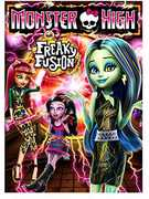 MONSTER HIGH: FREAKY FUSION (DVD) at Kmart.com