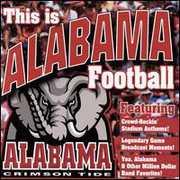This Is Alabama Football / Various (CD) at Kmart.com