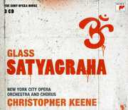 Glass: Satyagraha (Complete) (3PC) [Import] , Christopher Keene