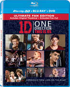 One Direction: This Is Us (3-D BluRay + DVD + UltraViolet) at Sears.com