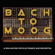 Bach to Moog , Craig Leon