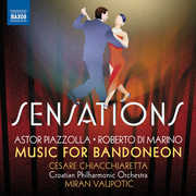 Sensations-Music for Bandoneon