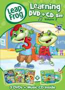 LeapFrog: Learning DVD Set, Vol. 2 (DVD) at Sears.com