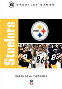 NFL Greatest Games Series: Pittsburgh Steelers Super Bowls (DVD) at Sears.com