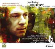 Jean-Louis Agobet: G?n?ration; Feuermann; Ritratto concertante; Phonal (CD) at Sears.com