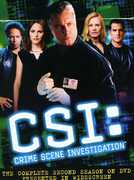 CSI: Crime Scene Investigation - The Complete Second Season (DVD) at Sears.com