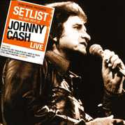 Setlist: The Very Best of Johnny Cash Live (CD) at Kmart.com