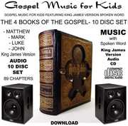 Gospel Music for Kids (CD) at Kmart.com