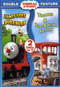 Thomas & Friends: James Goes Buzz Buzz/Percy's Ghostly Trick (DVD) at Sears.com