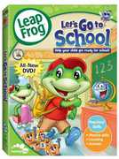 LeapFrog: Let's Go to School (DVD) at Sears.com