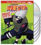 Naruto Uncut Season 2 V.2 Box Set , Dave Wittenberg