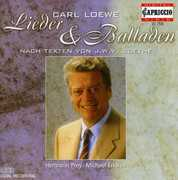 Carl Loewe: Lieder & Balladen (CD) at Sears.com