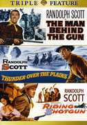 Man Behind the Gun/Thunder Over the Plains/Riding Shotgun (DVD) at Kmart.com