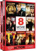 TOP ACTION STARS: 8 MOVIE COLLECTION (DVD) at Kmart.com