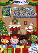 Super Why!: 'Twas the Night Before Christmas and Other Fairytale Adventures (DVD) at Sears.com