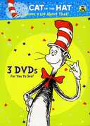 Cat in the Hat Knows a Lot About That!: Wings and Things/Up and Away!/Tales About Tails (DVD) at Kmart.com