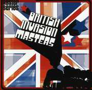 British Invasion Masters /  Various
