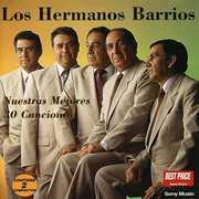 Mis 30 Mejores Canciones [Import] , Los Hermanos Barrios