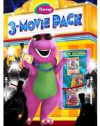 BARNEY & FRIENDS 3-MOVIE PACK (DVD) at Kmart.com
