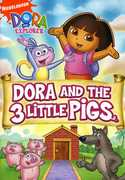 Dora and the Three Little Pigs (DVD) at Sears.com