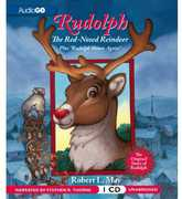 Rudolph the Red-Nosed Reindeer Audiobook / Various (CD) at Kmart.com