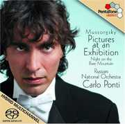 Mussorgsky: Pictures at an Exhibition; Night on the Bare Mountain (SACD-Hybrid) at Sears.com