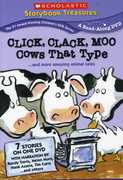 Click Clack Moo Cows That Type and More Amusing Animal Tales (DVD) at Kmart.com