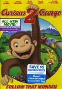 Curious George 2: Follow That Monkey (DVD) at Sears.com