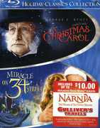 Holiday Classics Collection: A Christmas Carol/Miracle on 34th Street (Blu-Ray) at Kmart.com