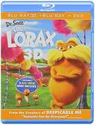 Dr. Seuss' The Lorax (3-D BluRay + DVD + Digital Copy + UltraViolet) at Sears.com