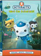 Octonauts: Meet the Octonauts (DVD) at Kmart.com