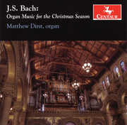 Bach: Organ Music for the Christmas Season (CD) at Kmart.com