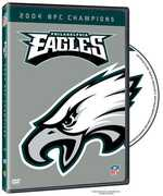 NFL PHILADELPHIA EAGLES 2004 NFC CHAMPIONS (DVD) at Kmart.com
