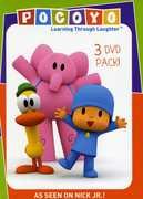 Pocoyo: Pocoyo 3Pack Super/ Party/ Dance , Pocoyo
