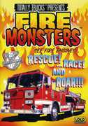 Totally Trucks: Fire Monsters (DVD) at Kmart.com