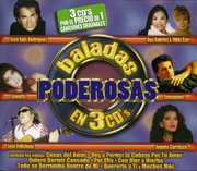 Baladas Poderosas en 3 CDS / Various (CD) at Kmart.com