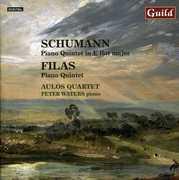 Schumann, Filas: Piano Quintets (CD) at Sears.com
